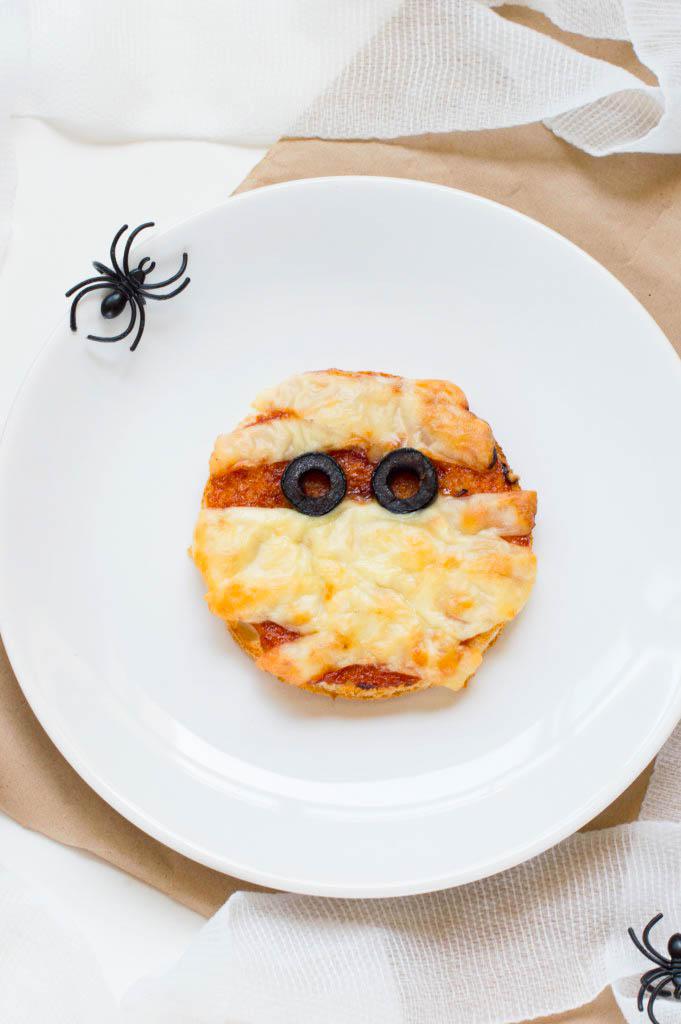pizza momia individual