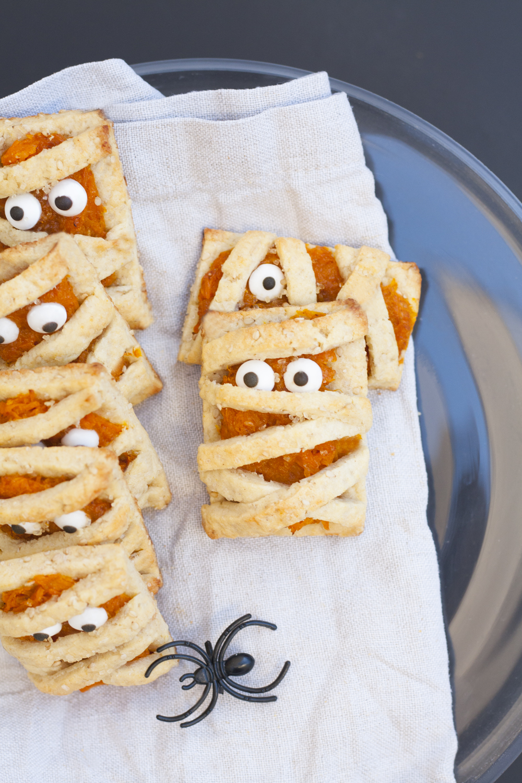 galletas para hallowen